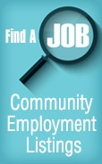 Community Employment Listings